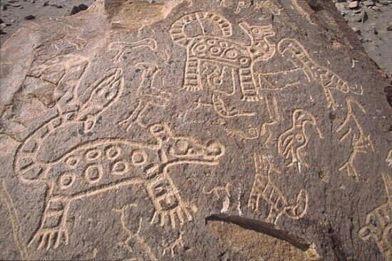 excursion aux petroglyphes de toro muerto