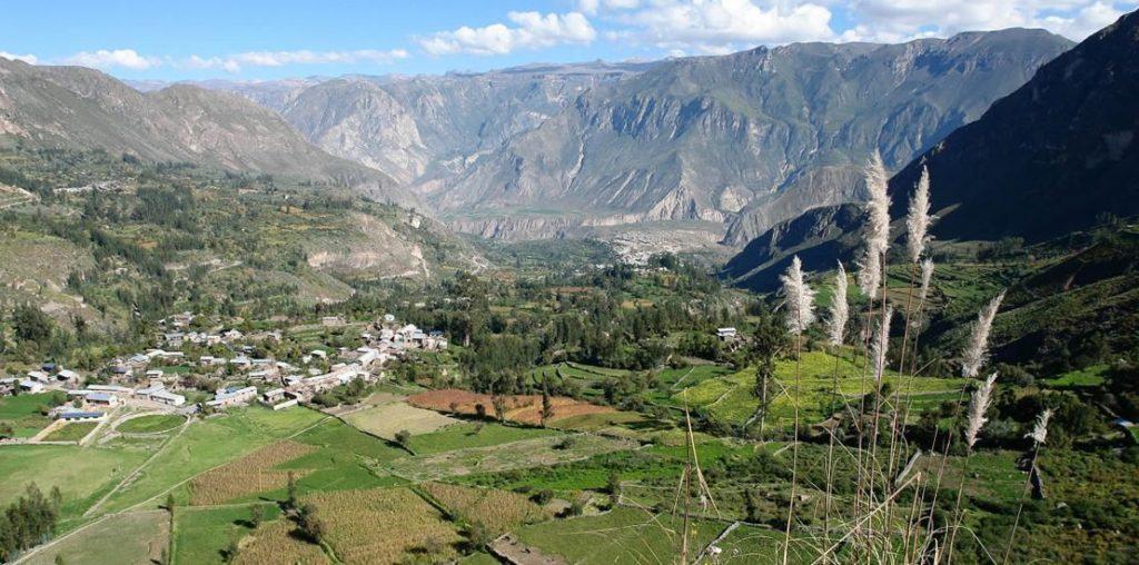 tour au canyon de cotahuasi