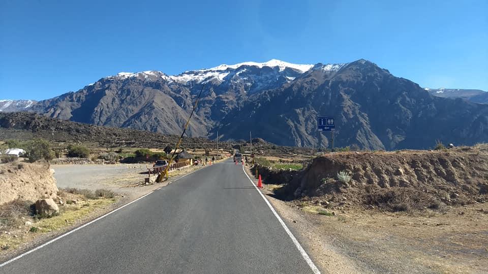 Excursion Canyon de Colca 2 Jours Longue Route