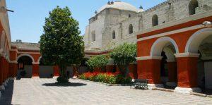 visite de la ville d'Arequipa